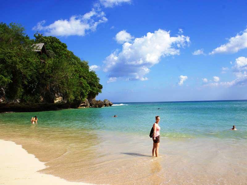 Bali steht für Entspannung am Meer