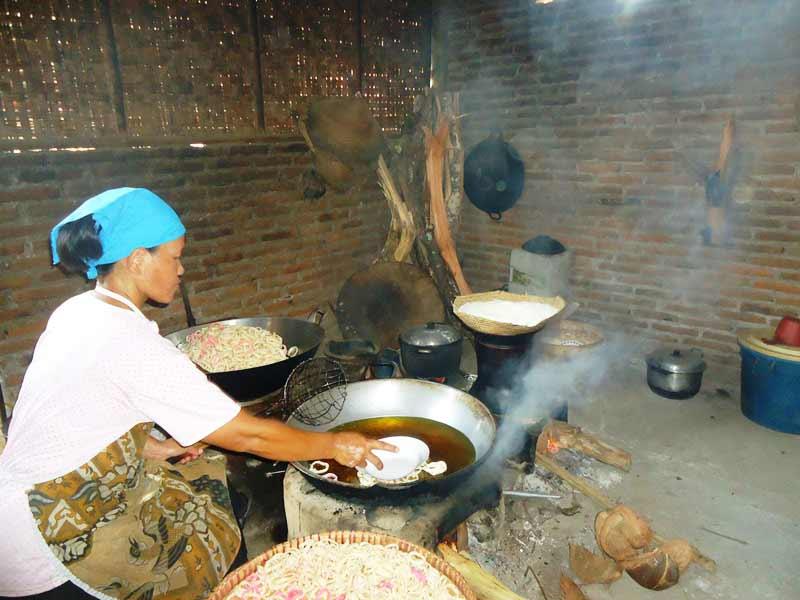 Kochkurs in Candirejo