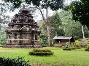 Tempel bei Candirejo