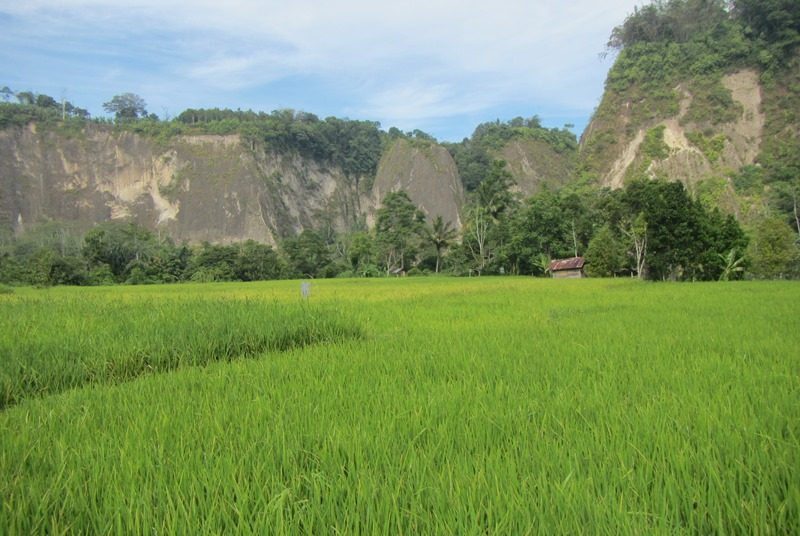 Canyon-Bukittinggi-Sumatra