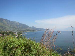 Der Tobasee in Samosir auf der Insel Sumatra - Java, Bali und Sumatra