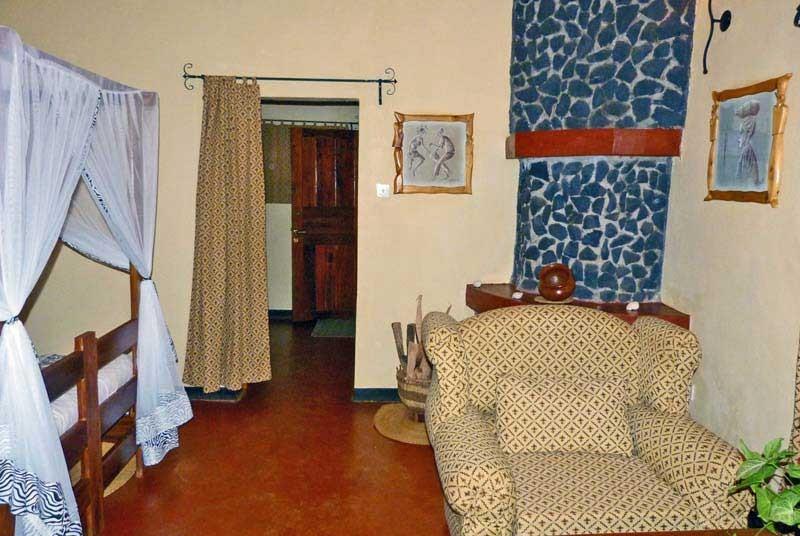 Tansania - Karatu - Gästezimmer