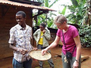 Tansania Highlights Kaffeeplantage Besuch