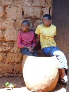 Treffen Sie die einheimische Bevölkerung Tansanias