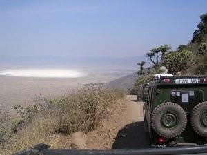 Tansania Ngorongoro Krater Safari Serengeti