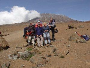 marangu rute coca cola route kilimanjaro wanderung