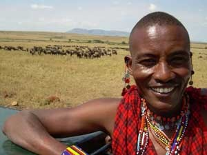 Kenia Tansania Rundreisen Massai Savanne