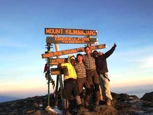 Kilimanjaro Trekking Reisen Tansania Erlebnis