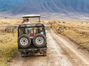 Ngorongoro Tansania Reisen Safari individuell