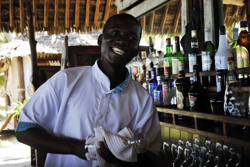 Komforthotel Swahili Küste Tansania Strandurlaub