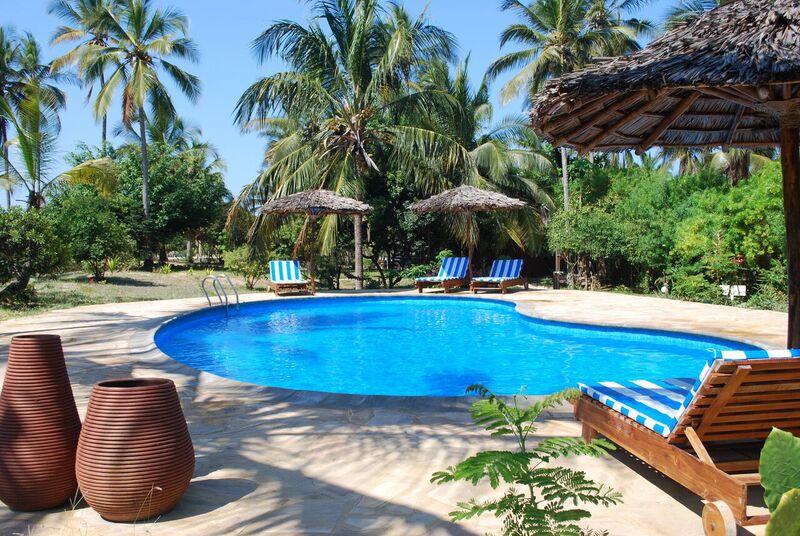 Tansania Strandurlaub Komforthotel Swahili Küste