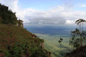 usambara berge ausblick kwamongo peak