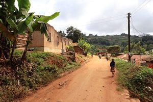 Usambara Berge Lushoto Tansania Reise