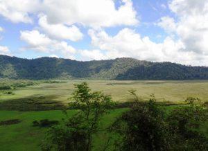 Mount Meru Besteigung Tansania Arusha Nationalpark