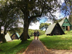 Tansania - Kilimanjaro Tour - Entlang der Mandara Hütten