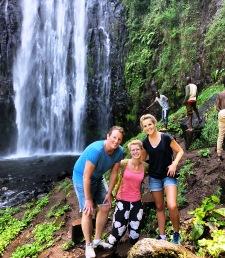 Tansania - Afrikanische Küche - Mambori Wasserfälle