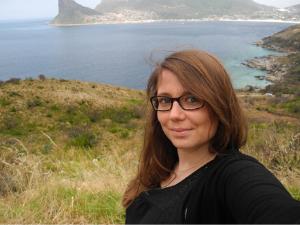 Reisespezialistin Claudia