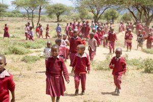 Massai Tansania