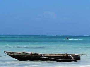 Entspannung in Diani Beach