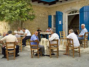 Start van het eilandhoppen Griekenland met kinderen