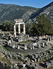 griekenland kids delphi speurtocht