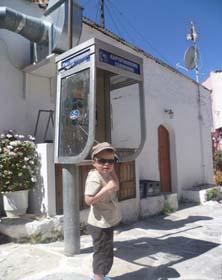 griekenland kinderen telefoon