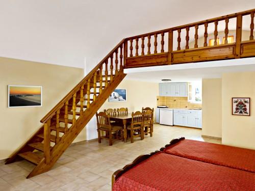 Santorini kamari appartement