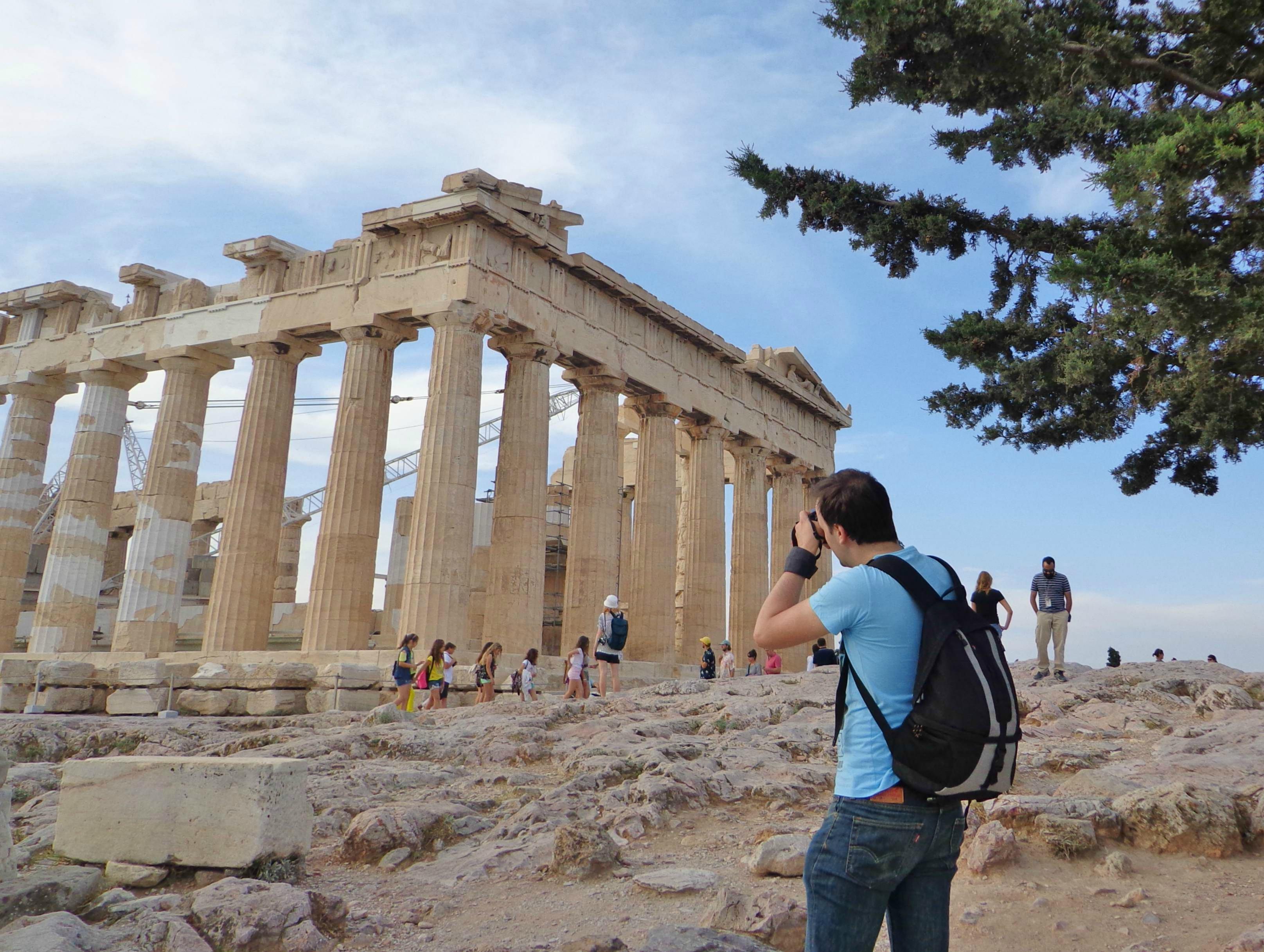 Ontdek Athene met kinderen - Akropolis