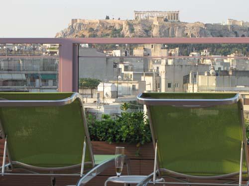 griekenland kids athene dak