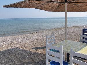 delphi griekenland kids strand