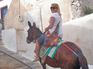 eilandhoppen griekenland kids paard