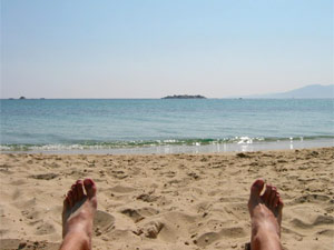 eilandhoppen griekenland kids strand