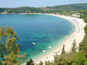 vakantie Griekenland - kids routes kiezen