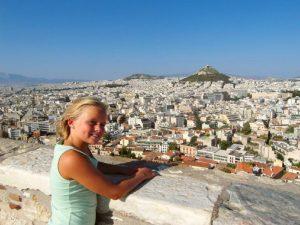 gezinsreis Griekenland - Athene