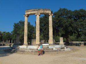 Gezinsreis Griekenland - Olympia