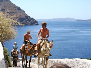 gezinsreis griekenland