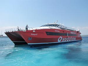 griekenland kids fast ferry
