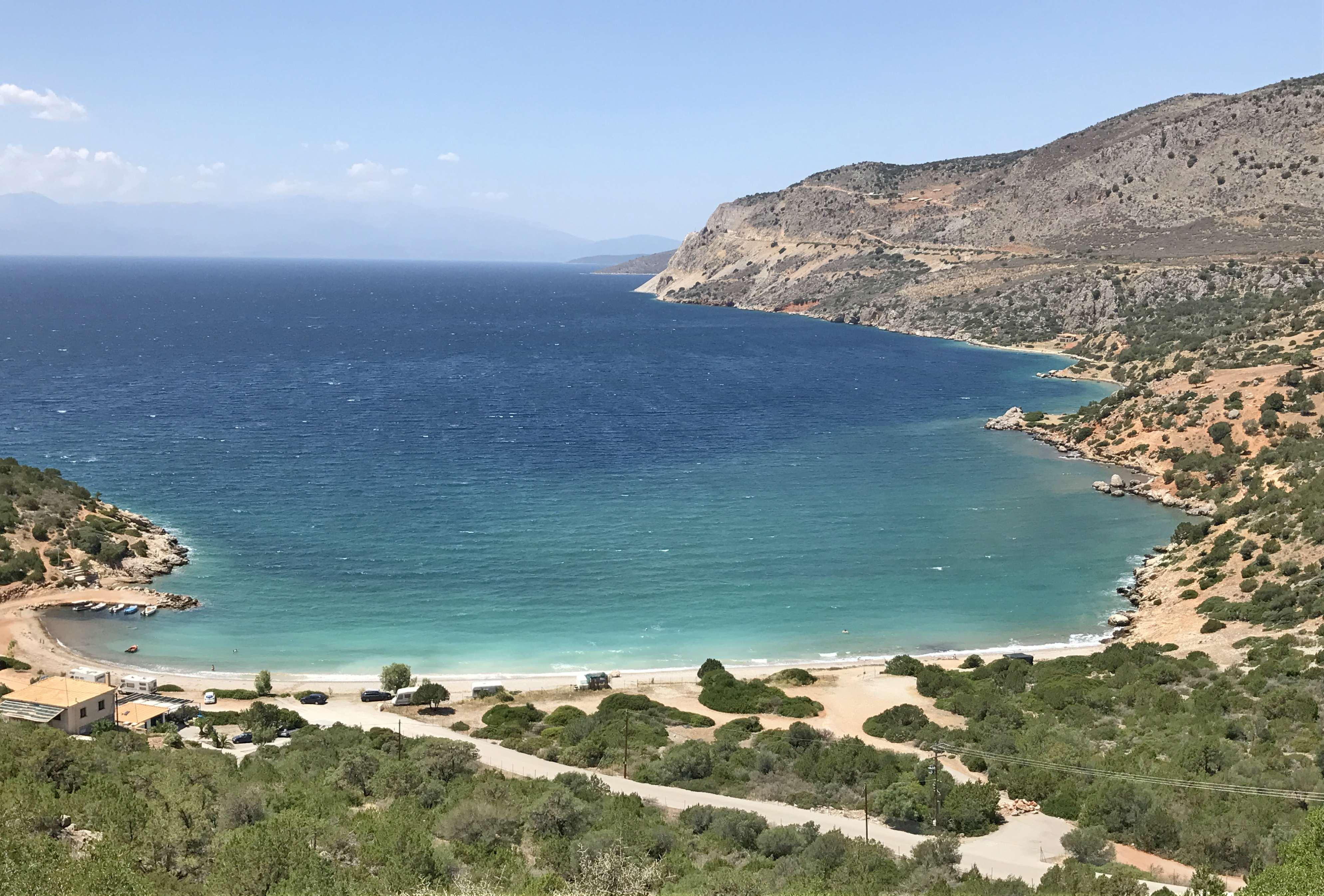 verlaten-baai-delphi