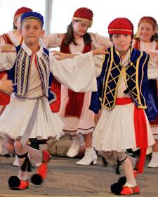 reizen naar Griekenland - kids
