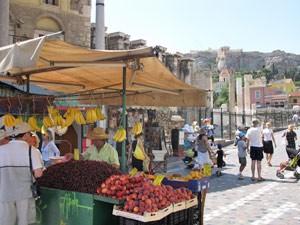 tips vakantie Griekenland - eten en drinken