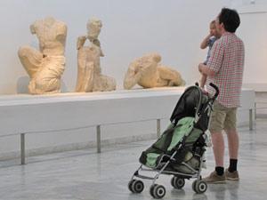 griekenland kids olympia museum