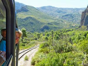 Per trein door Griekenland reizen met kinderen