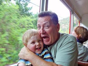 Per trein door de Peloponnesos, Griekenland
