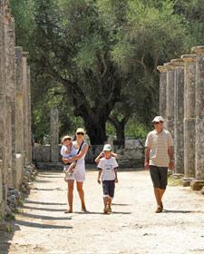 griekenland kids cultuur