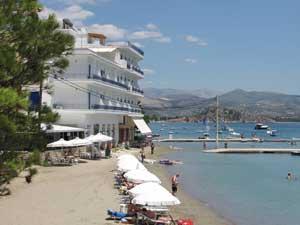 griekenland tolo typisch kids hotel