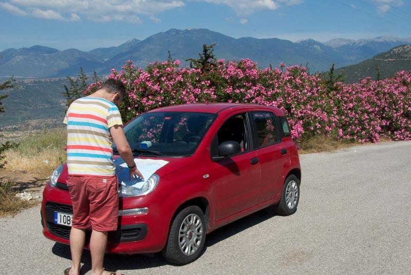 Autohuur Griekenland vakantie
