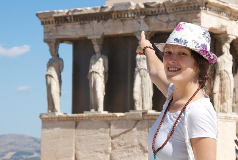 Rondreis Griekenland met kinderen - Akropolis