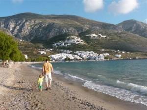 Vakantie Griekenland met kinderen - Amorgos
