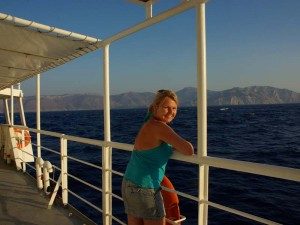Ferry eilandhoppen Griekenland