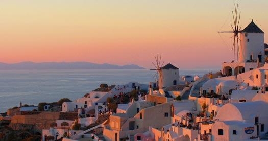 Satorini - reis Griekenland